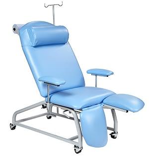 Sunflower_Fixed_Treatment_Chair_Castors