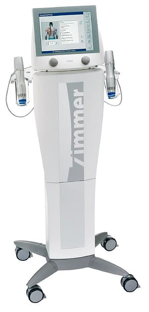 Extracorporeal shockwave therapy - Therapy